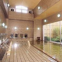 大浴場 / こころの宿一龍